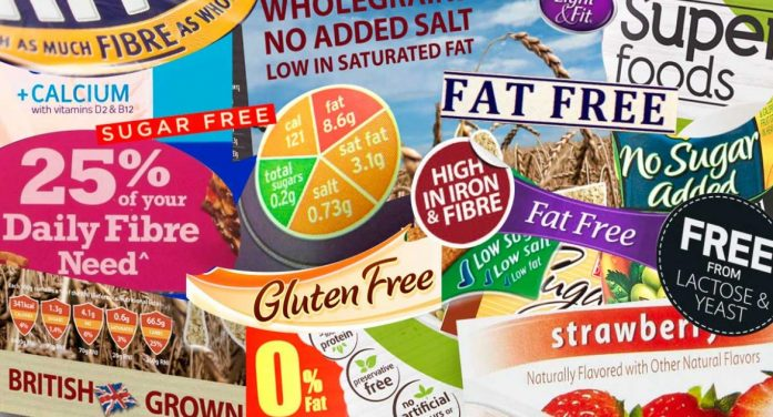 Image result for healthy food claim